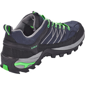 CMP Campagnolo Rigel WP Low Trekking Shoes Women asphalt-ice mint